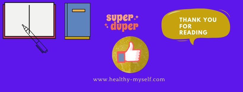 Thank you for reading /Healthy-myself.com